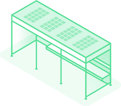Seedia bench