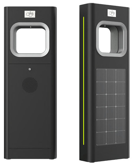 Solar Hand Sanitizer Basic