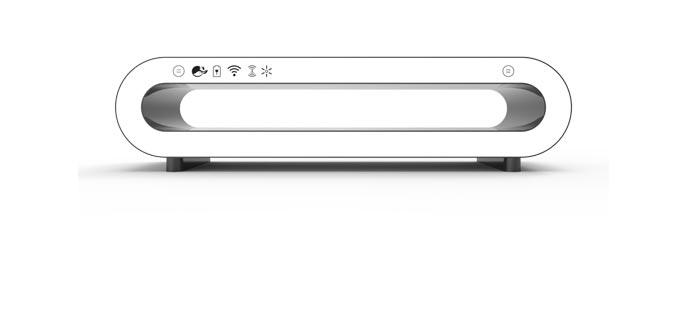 Solar bench - SEEDiA Future
