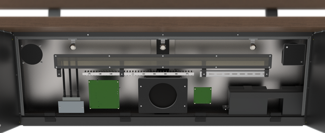 Monobox in SEEDiA New Urban smart bench